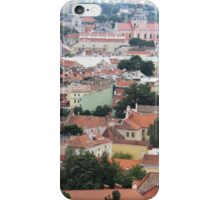 Vilnius - Old Town iPhone Case/Skin