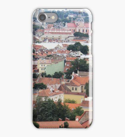 Vilnius - Old Town iPhone Case/Skin