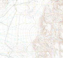 USGS TOPO Map Arizona AZ Olaf Knolls 20111129 TM Sticker