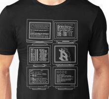 NODE Terminals Tee Unisex T-Shirt