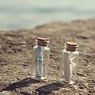 Message In A Bottle by Ruta Rudminaite