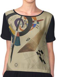 Kandinsky - Composition 1922  Chiffon Top