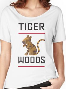 Tiger Woods Women's Relaxed Fit T-Shirt