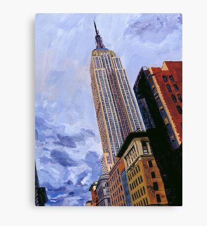 ESB, NYC Canvas Print