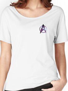 Star Trek Emblem Women's Relaxed Fit T-Shirt