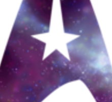 Star Trek Emblem Sticker