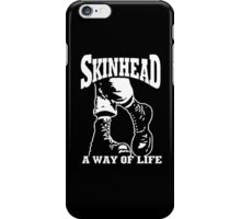 SKINHEAD WAY OF LIFE iPhone Case/Skin