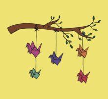 Paper Birds Kids Clothes