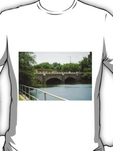 Bridge by Potomac River T-Shirt