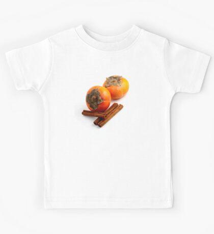 Persimmon Cinnamon Kids Tee