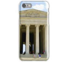 Jefferson Memorial iPhone Case/Skin