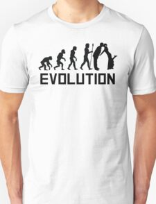 Marriage Evolution Unisex T-Shirt