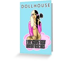 Melanie Martinez Dollhouse BJD Quote Greeting Card