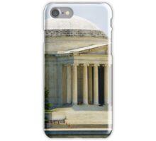 Jefferson Memorial Side iPhone Case/Skin