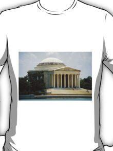 Jefferson Memorial Side T-Shirt