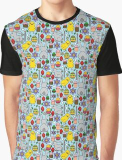 Easter doodle Graphic T-Shirt