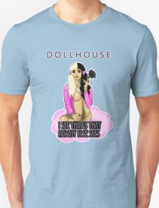 Melanie Martinez Dollhouse BJD Quote Unisex T-Shirt