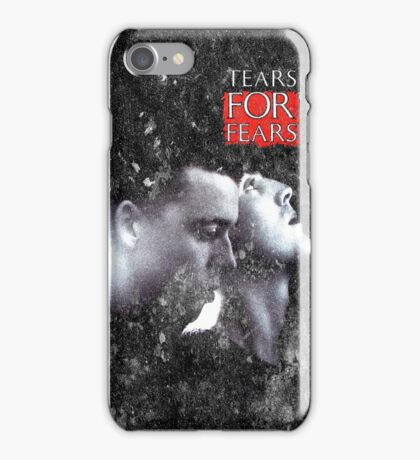 Tears For Fears iPhone Case/Skin