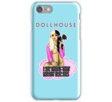 Melanie Martinez Dollhouse BJD Quote iPhone Case/Skin