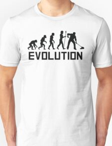 Janitor Evolution Unisex T-Shirt