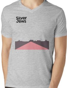 Silver Jews - American Water Mens V-Neck T-Shirt