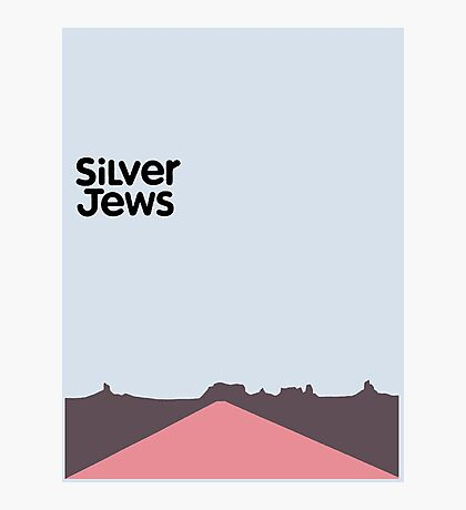 Silver Jews - American Water Photographic Print