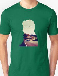 Never in fact homeless Unisex T-Shirt