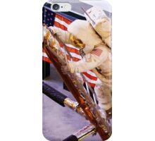 Astronaut Aboard iPhone Case/Skin