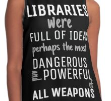 Libraries Contrast Tank