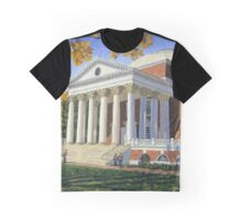 Rotunda, UVA Graphic T-Shirt