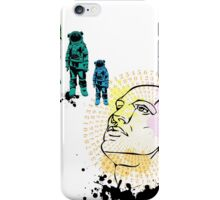 Thoughts that drift away iPhone Case/Skin