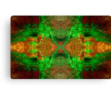 Extroverted Canvas Print