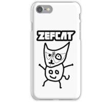 Zef Cat iPhone Case/Skin