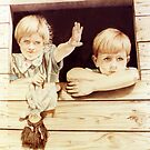 Tree House Children by Margaret Harris