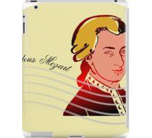 Amadeus Mozart iPad Case/Skin