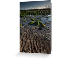 inverallochy coast Greeting Card