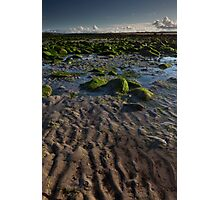 inverallochy coast Photographic Print