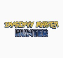 Imaginary Monster Hunter One Piece - Long Sleeve