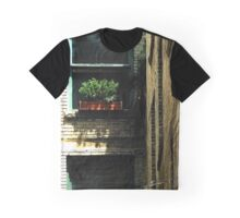 Plant in the Alley Graphic T-Shirt