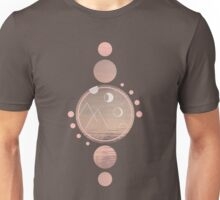 Mountains and Moons Unisex T-Shirt