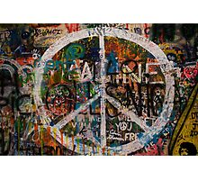 Peace Photographic Print