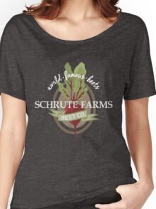 Schrute Farms - The office Women's Relaxed Fit T-Shirt