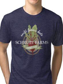 Schrute Farms - The office Tri-blend T-Shirt