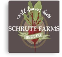 Schrute Farms - The office Canvas Print