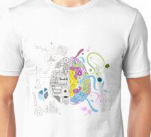My Brain Unisex T-Shirt