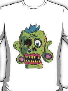 Zombie Skull T-Shirt