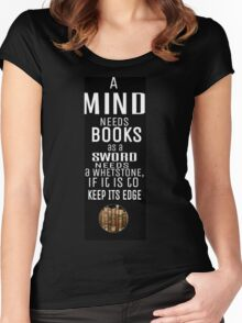 Tyrion Quote Women's Fitted Scoop T-Shirt