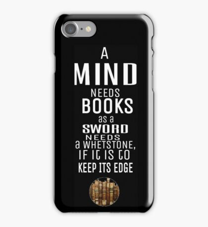 Tyrion Quote iPhone Case/Skin