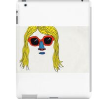 some kind of statement about beauty iPad Case/Skin