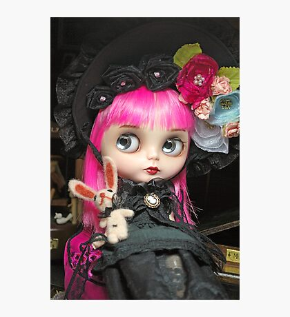 Alice: The Blythe Doll Photographic Print